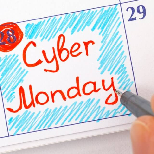 El Cyber Monday toma el relevo del Black Friday