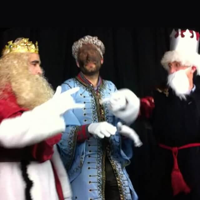 Recopilamos nuestras originales Felicitaciones de Navidad de los últimos años