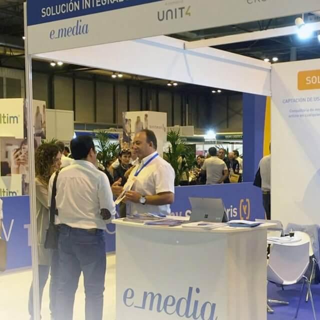 e_media (ahora Upp) participará en el eShow Barcelona, la mayor feria de transformación digital