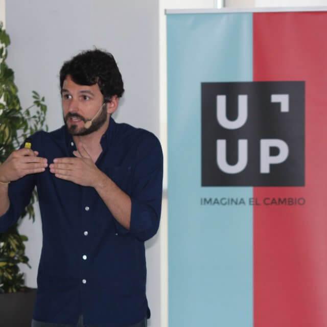 David Criado trae su inspiración a Uup