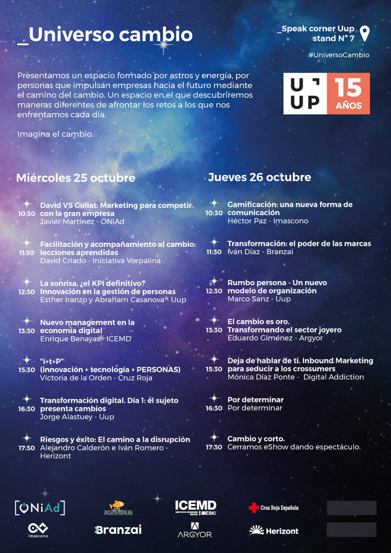 Programación-Universo-Cambio-Stand-Uup-eShow-Madrid-2017