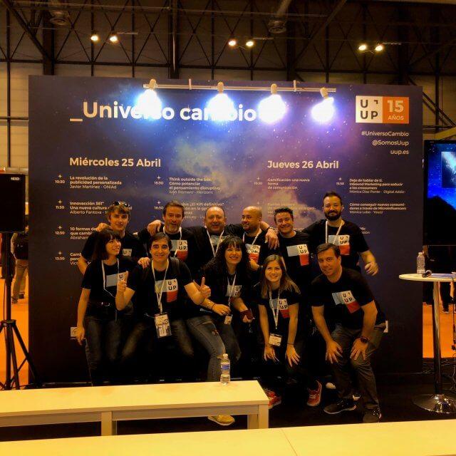 El Universo Cambio conquista OMExpo 2018