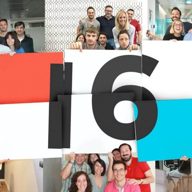 Uup cumple 16 años transformando empresas