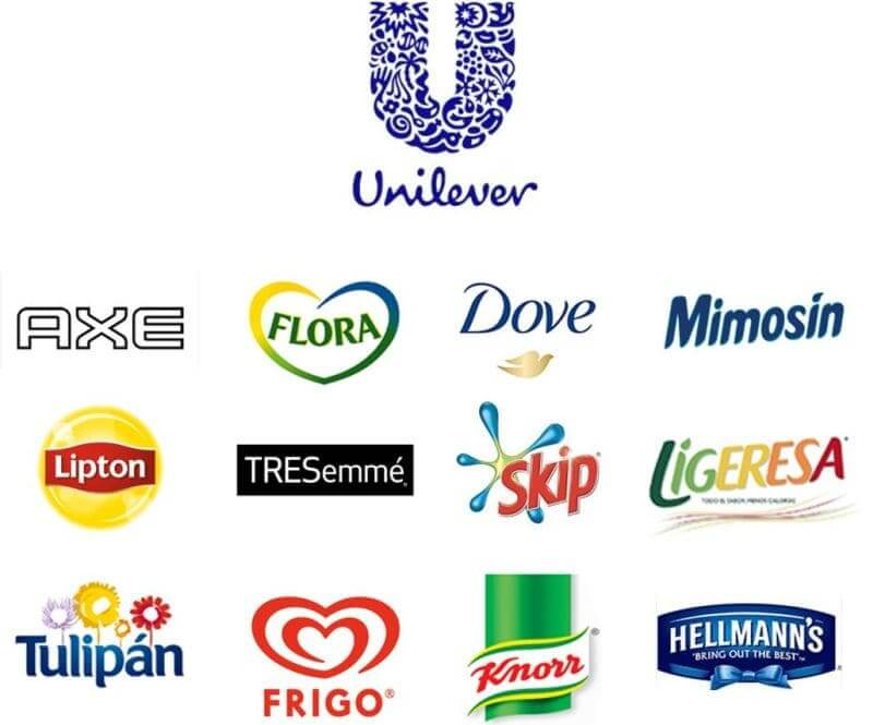 estructura-de-marca-house of brands-Uup