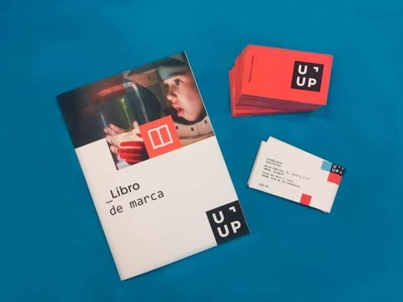 libro de marca Uup