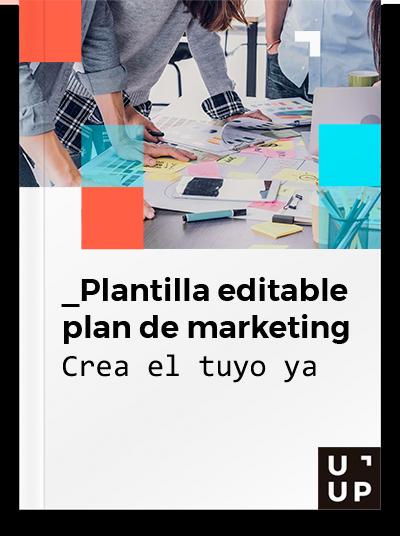 Descargar plantilla gratuita de plan de marketing