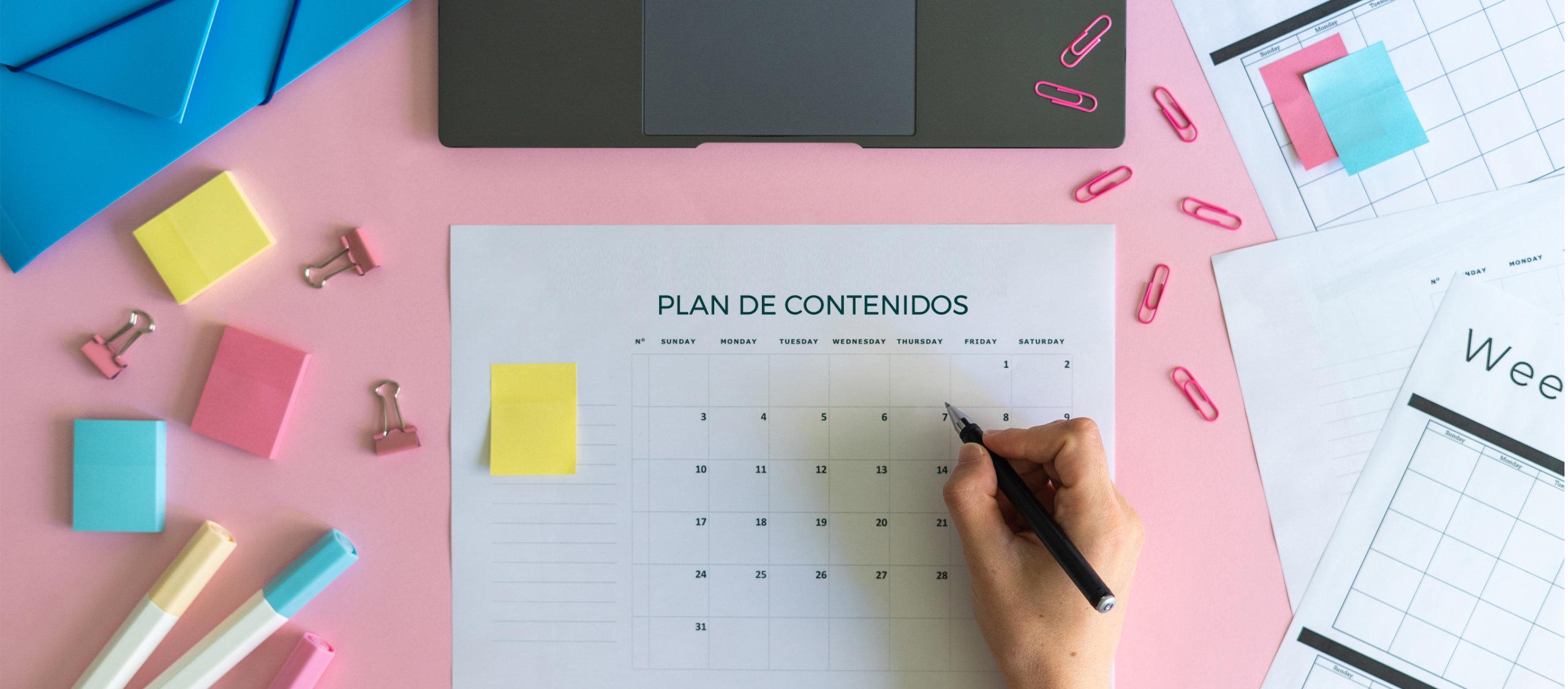 Plan de contenidos - Uup