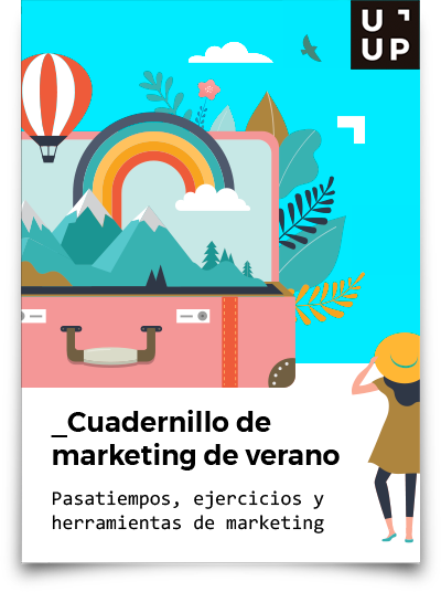 Descarga el cuadernillo de marketing de verano ya