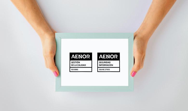 Sellos-Certificaciones-ISO-AENOR-Uup