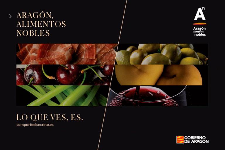 DEscubre los alimentos nobles de Aragón