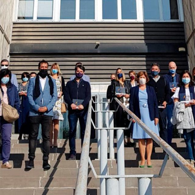 Uup se adhiere al programa de voluntariado corporativo CVOL del Gobierno de Aragón