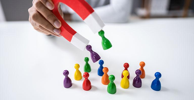 Como atraer leads con marketing digital - Uup