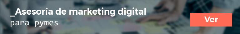Asesoría de marketing digital para pymes. Consigue resultados.