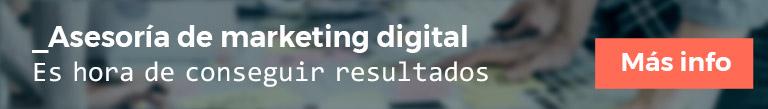 Asesoría de marketing digital - Externaliza tu marketing para conseguir resultados
