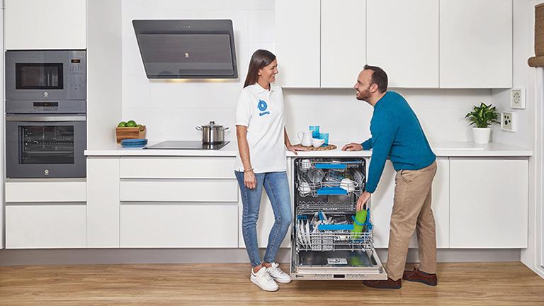El lavavajillas es el gran protagonista en el catálogo de electrodomésticos 2021 de Balay
