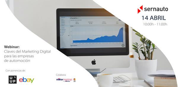 Webinar marketing proveedores automoción - Uup y Sernauto