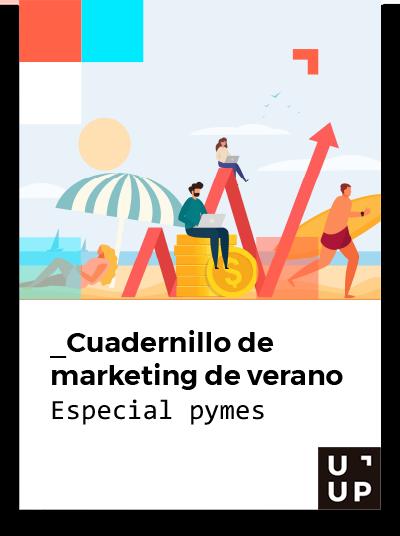 Cuadernillo de marketing de verano especial pymes