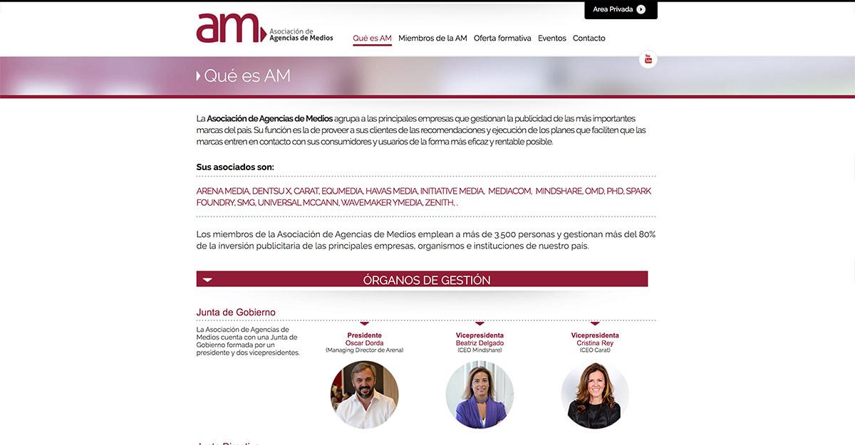 Asociación de Agencias de Medios - AM