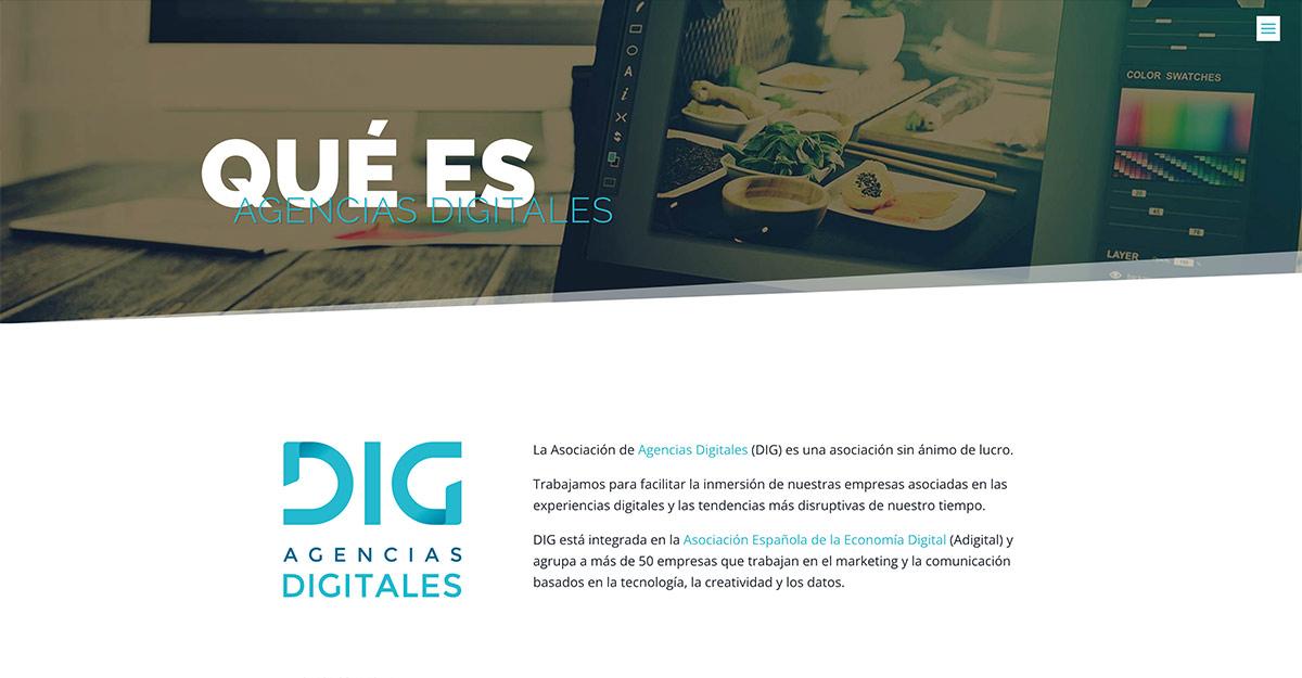 Asociación de Agencias Digitales - DIG